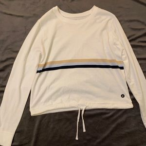 Hollister long sleeve with stripes